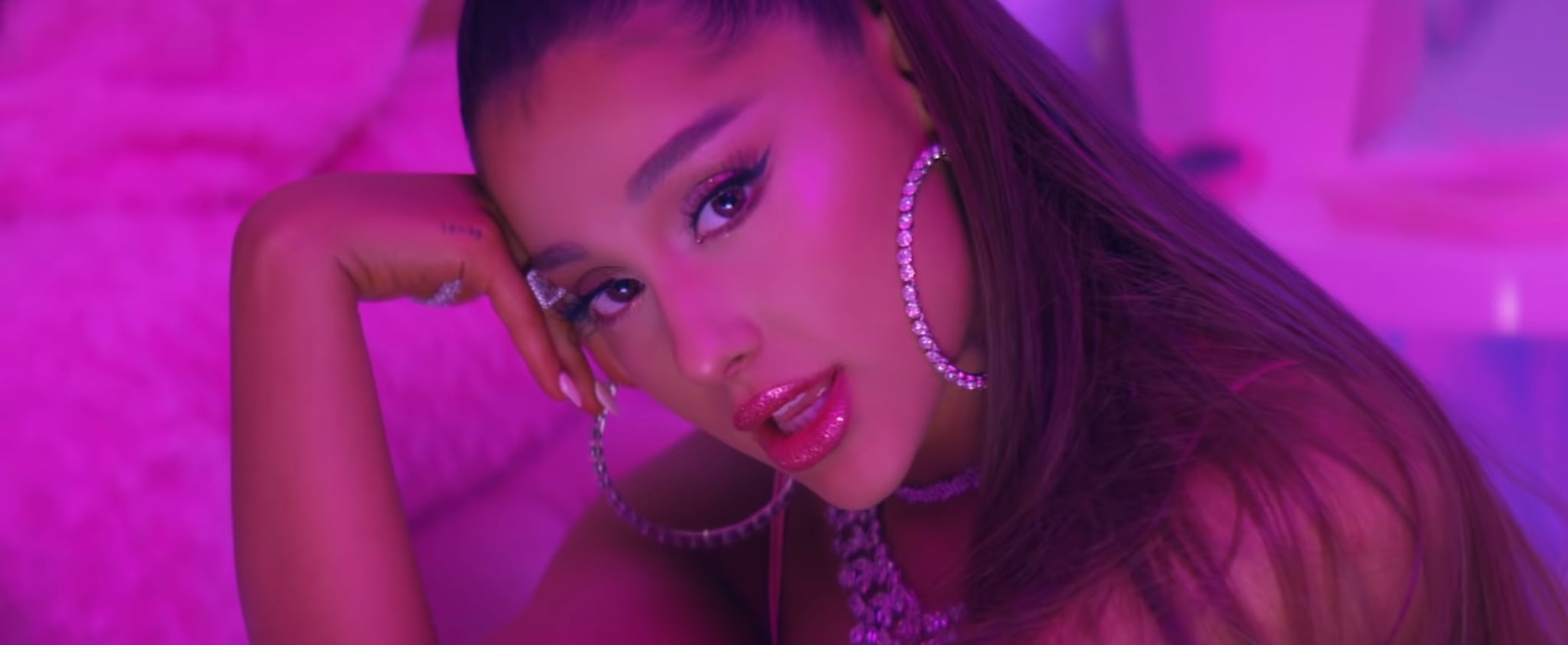 "Ariana Grande ""7 Rings"" Music Video Easter Eggs"