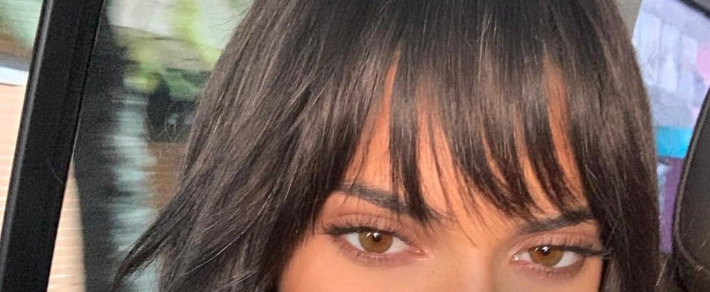 Kendall Jenner Bangs 2019