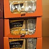 Savoritz 4 Kids Cheese Dip & Cracker Sticks