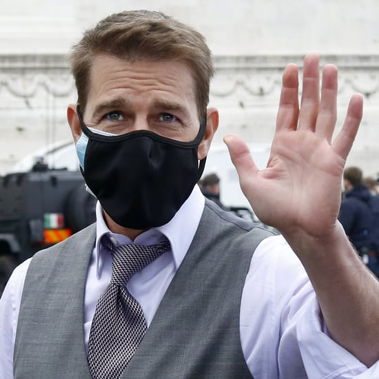 Celebrities React to Tom Cruise's MI:7 COVID-19 Rant