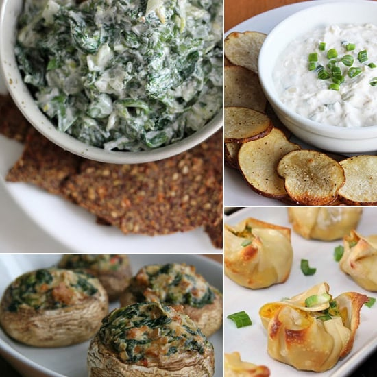 38 Healthy Party Appetizers to Celebrate the Super Bowl