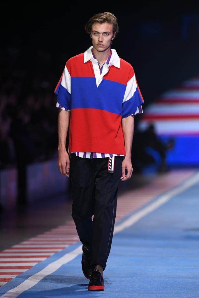 Tommy Hilfiger Spring 2018 Milan Fashion Week Pictures