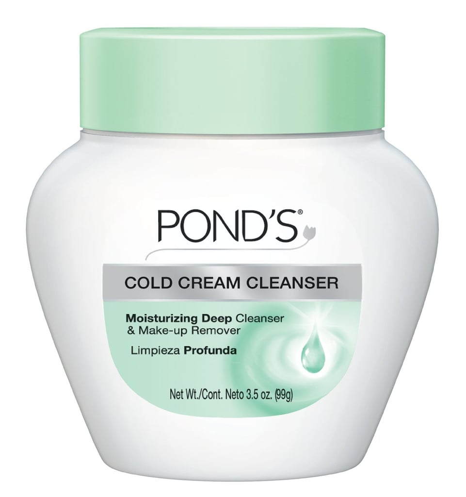 Oh, Pond's! The storied brand's calming and moisturizing Cold Cream Cleanser ($5) is a universal grandmother favorite for its gentle makeup-removing powers.