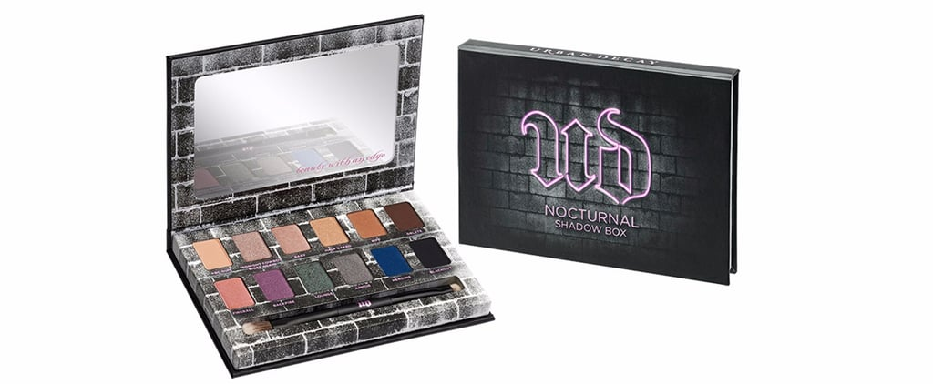 See What the New Urban Decay Nocturnal Palette Looks Like on Different Skin Tones