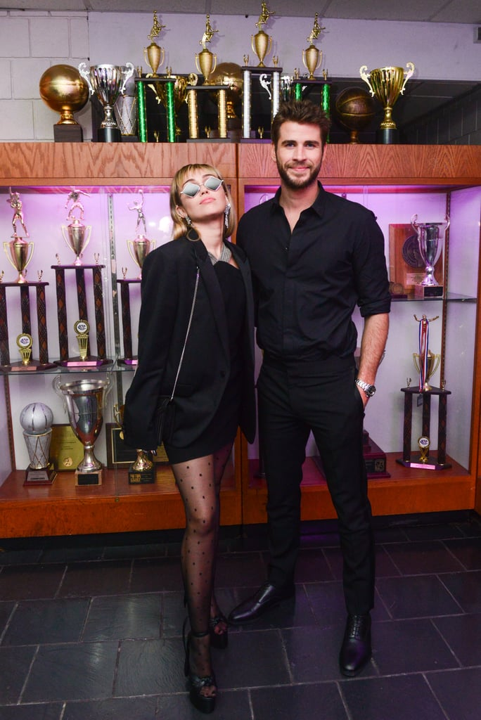 Miley Cyrus Liam Hemsworth Met Gala Afterparty Outfits 2019
