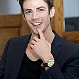 Hot Pictures of Grant Gustin