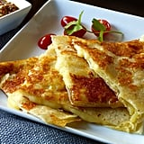 Cacique Cotija-Crusted Quesadilla