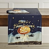 Williams Sonoma Vintage Halloween Runner