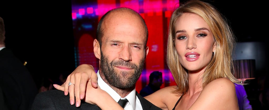 Rosie Huntington-Whiteley Pregnant With First Child