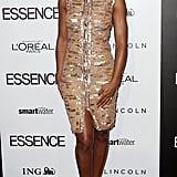 Kelly Rowland at the Essence luncheon.