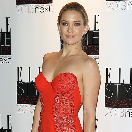 All the Celebrity Arrivals from the 2013 ELLE Style Awards