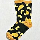 Mac And Cheese Socks