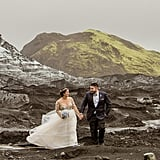 Everyone Can Stop Trying to Have an Epic Wedding — This Couple Nailed It in Iceland