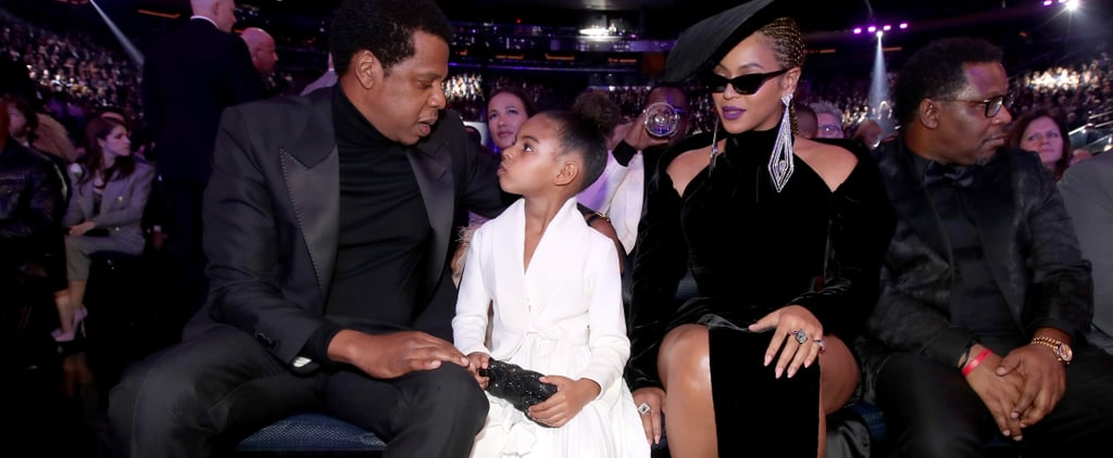 Beyoncé and JAY-Z Bring Blue Ivy to the Grammys Again, Because Babysitters Are Expensive