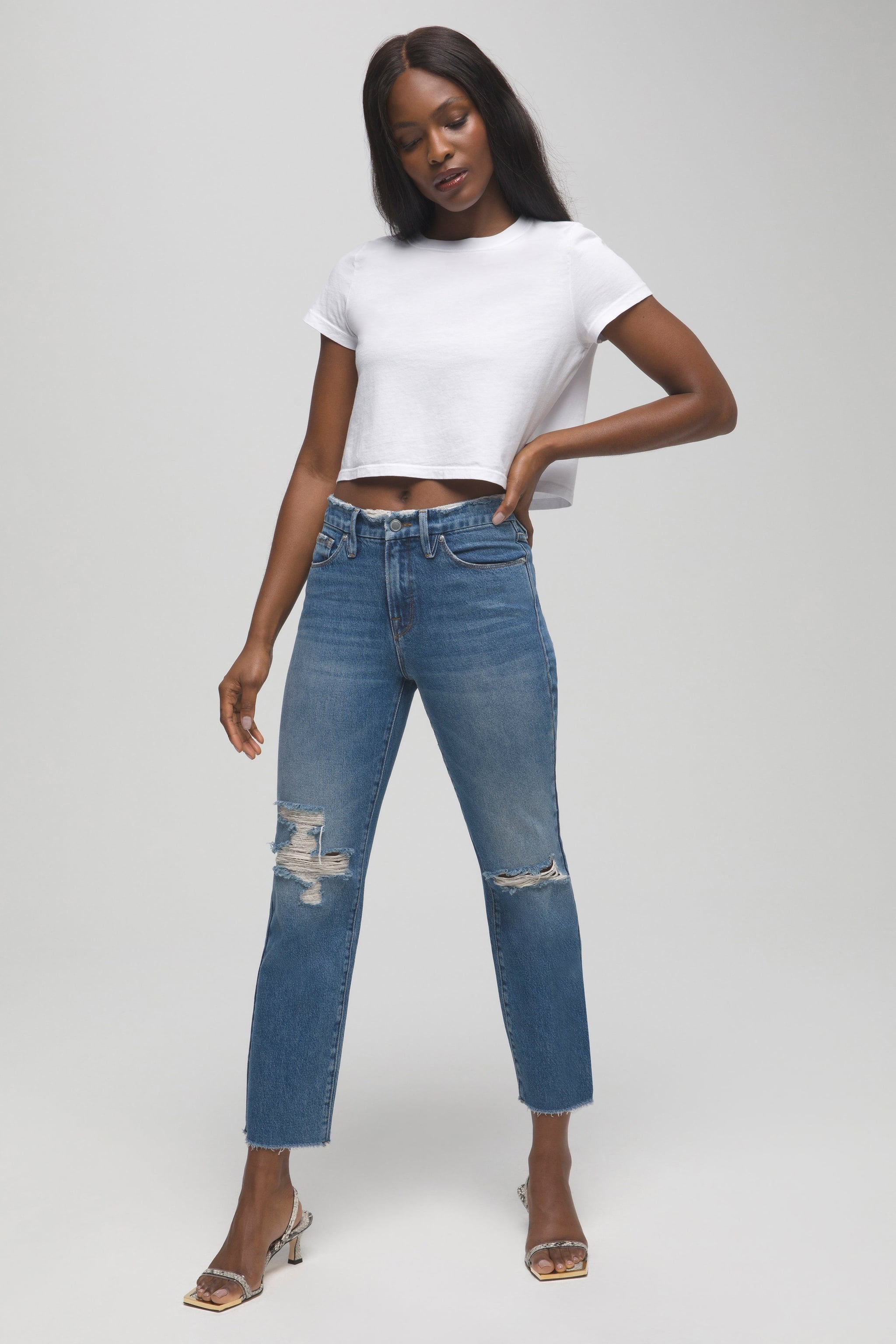 Best Jeans For All Women 2021 Guide Popsugar Fashion