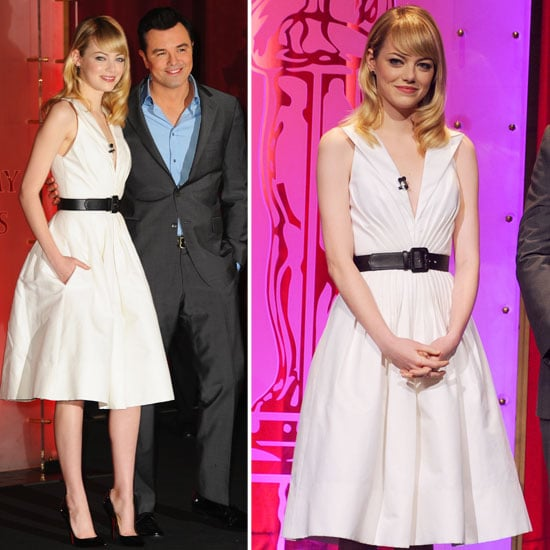 Emma Stone Announces Oscar Nominations — See Who We're Excited About!