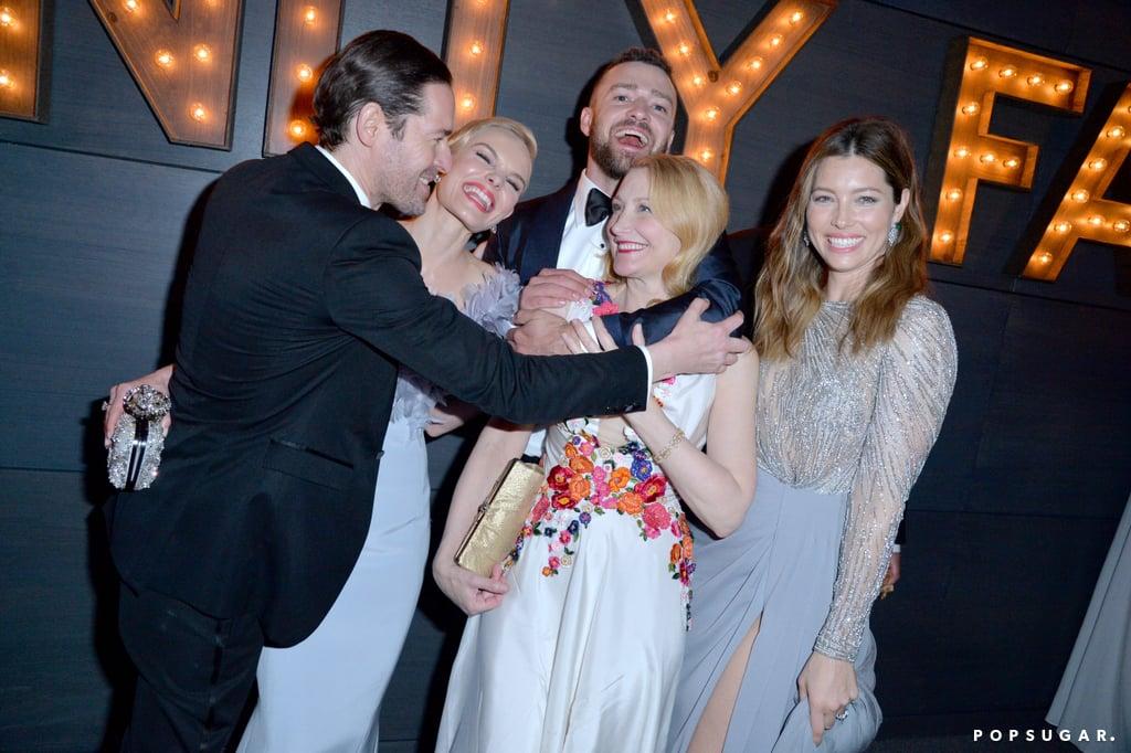 Pictured: Justin Timberlake, Jessica Biel, Kate Bosworth, Patricia Clarkson, and Michael Polish