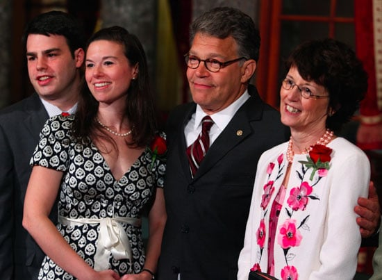 Al Franken Sends Love Letter to Wife — and to Constituents