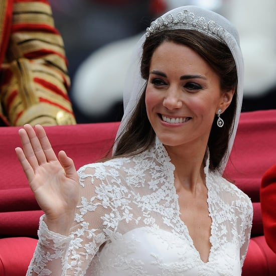 Celebrate the Royal Anniversary With Kate Middleton's Best Blowouts