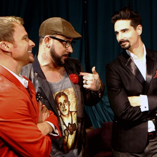 The Backstreet Boys Singing A Cappella (Video)