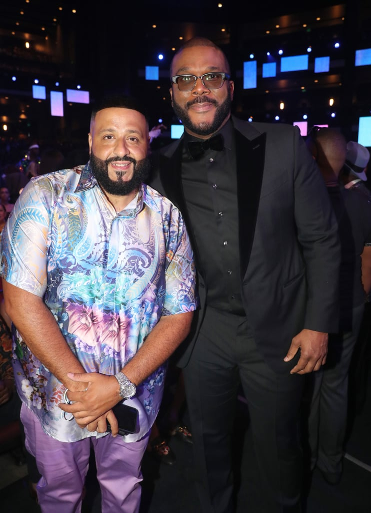 DJ Khaled and Tyler Perry