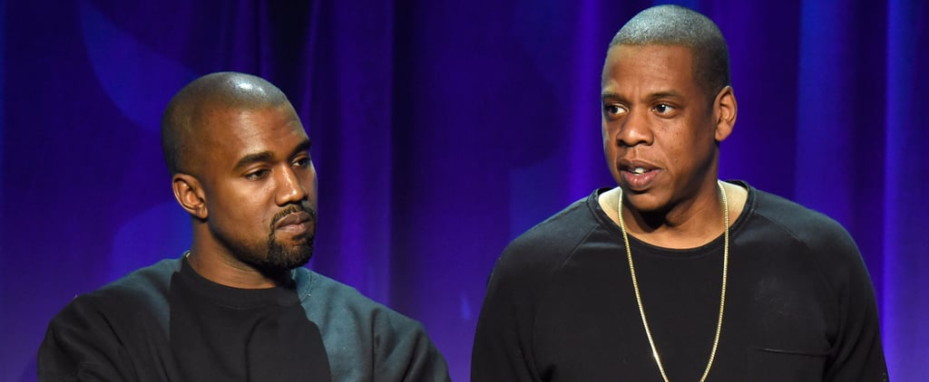 JAY-Z and Kanye West Feud Details
