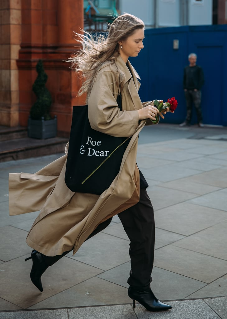 Fresh Ways to Style a Trench Coat For Spring