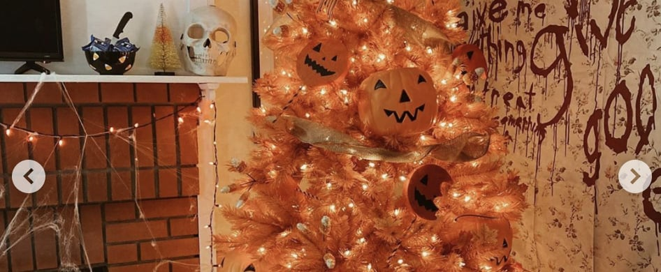 Halloween Christmas Trees Are a Thing, and They're So Cool