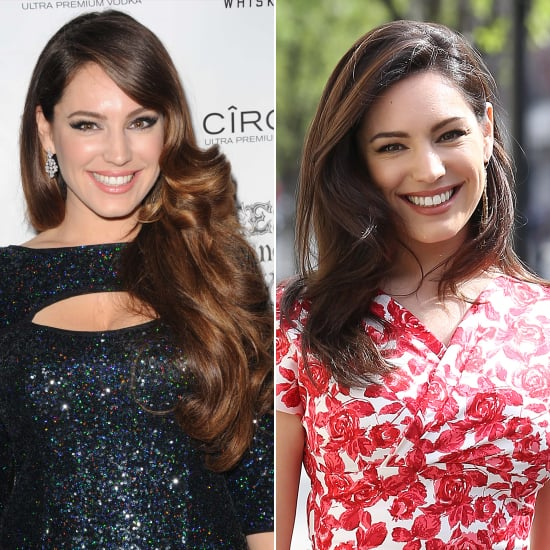Kelly brook with long hair extensions popsugar beauty uk pmusecretfo Images