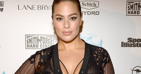 Ashley Graham Rocks Her Own Bra On The Red Carpet