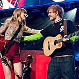 When They Shared the Stage at the 2012 Z100 Jingle Ball