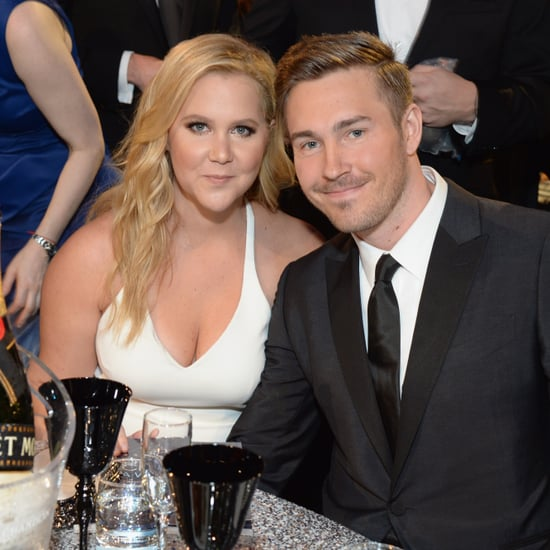 Amy Schumer Talks About Ben Hanisch Breakup June 2017