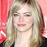 She's gone from red to brown to blond and back again, but Emma Stone claims that crimson is her favorite hair hue.