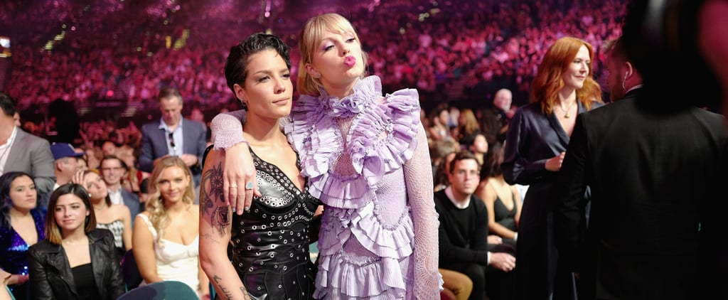 """Watch Halsey Sing a Snippet of Taylor Swift's """"Lover"""""""