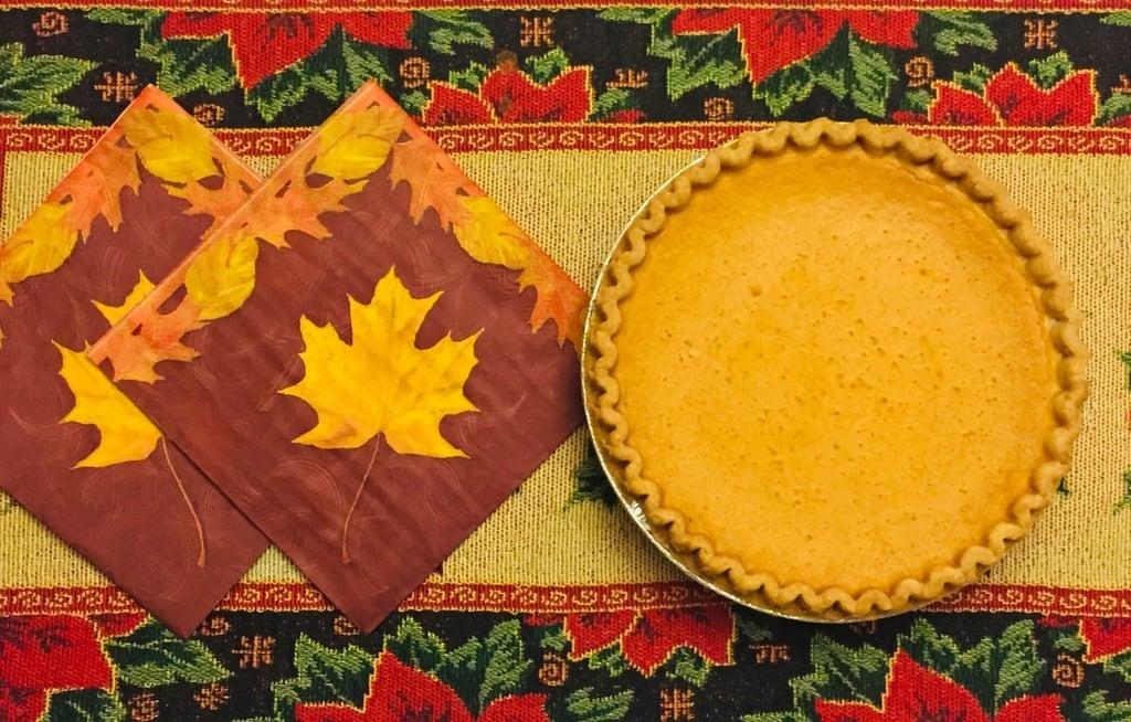 How to Freeze Pumpkin Pie