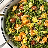 Mexican Salad With Chipotle Shrimp