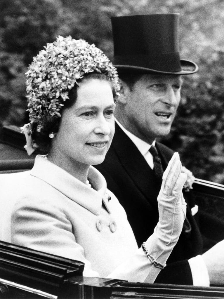 Queen Elizabeth II and Prince Philip, 1967