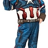 Marvel's Captain America Deluxe Toddler Costume