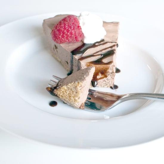 Low-Calorie Chocolate Mousse Pie