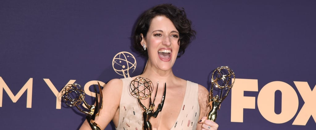 See Photos of Phoebe Waller-Bridge at the Emmys 2019