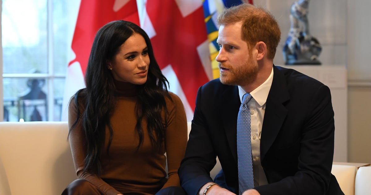 Meghan Markle Once Thought About Meeting With the Press, but Prince Harry Shut It Down