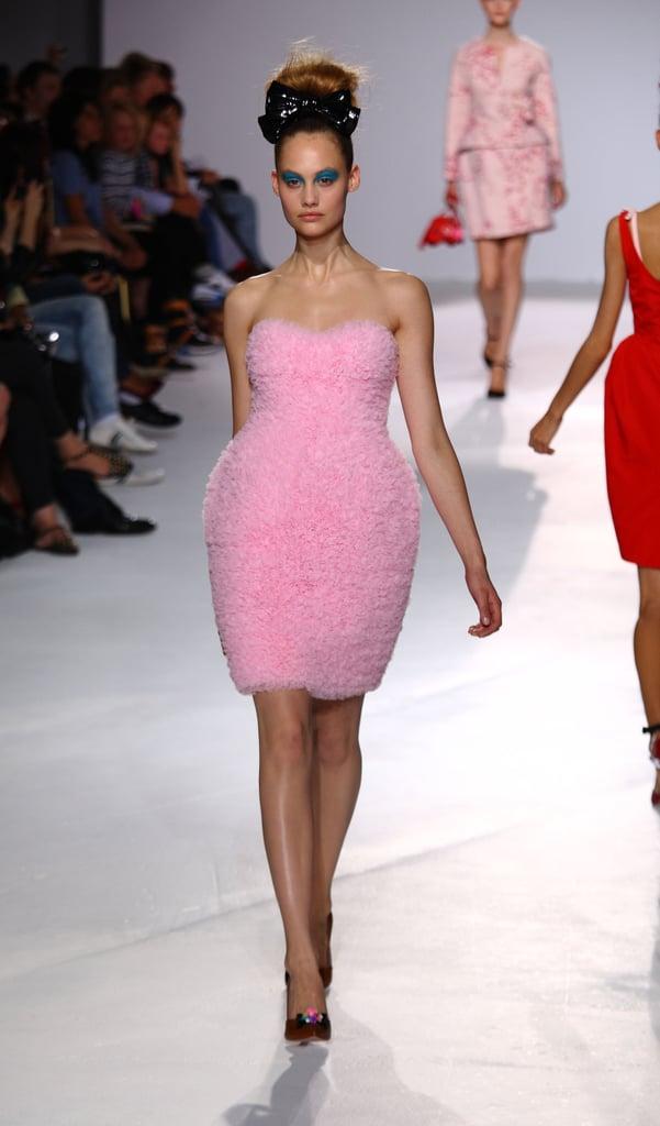 London Fashion Week: Luella Spring 2010