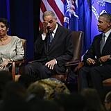 Obama and Franklin