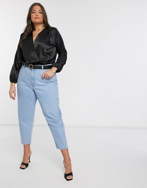 Shop Similar Light-Wash Jeans