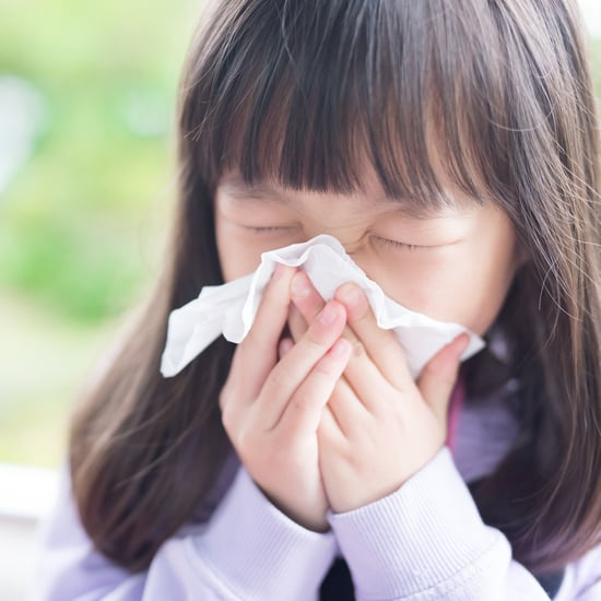 How to Keep Kids From Spreading Cold Germs