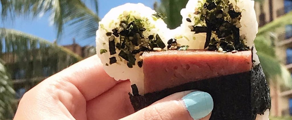 Leave It to Disney to Give Hawaiian Comfort Food Its Own Magical Twist