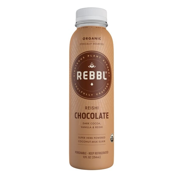 Rebbl Drink: Rebbl Reishi Chocolate Elixir