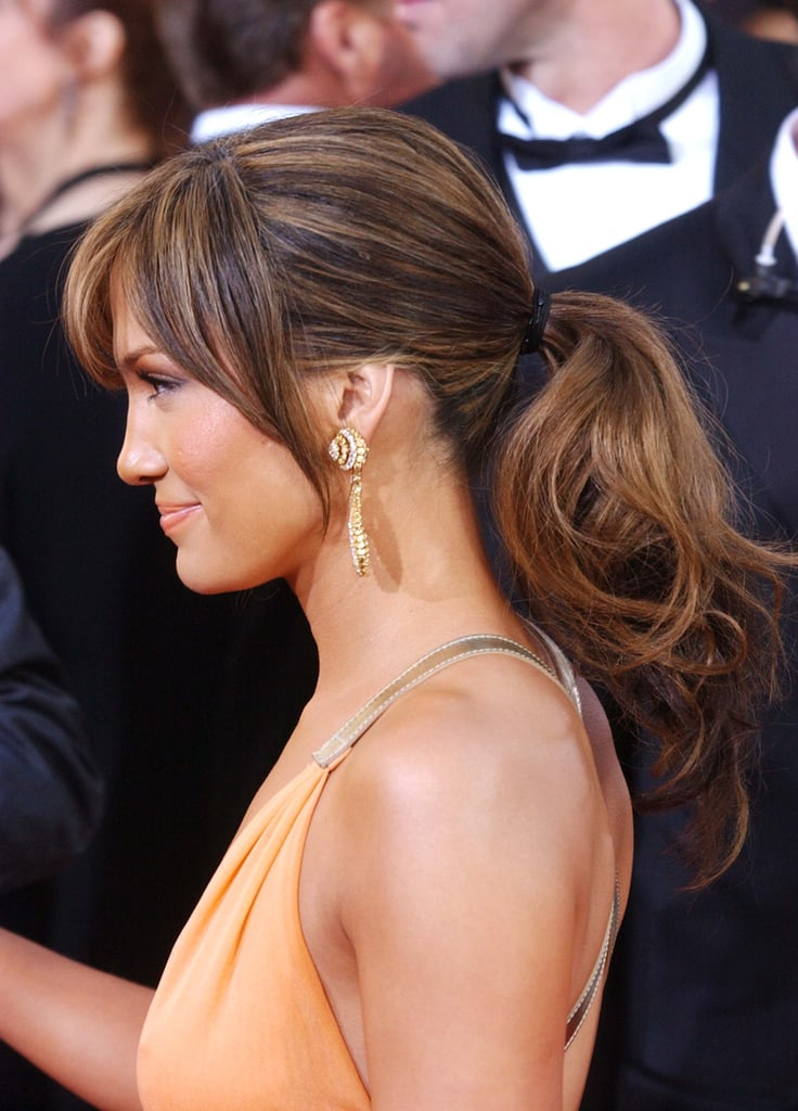 Jennifer Lopez Best Hair Colour Highlights Popsugar