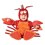 Lil' Lobster Costume