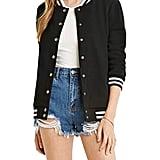 HaoDuoYi Varsity Jacket